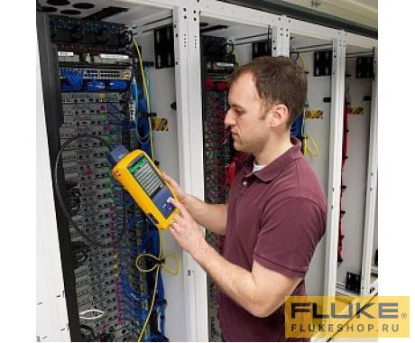 Кабельный тестер Fluke DSX-8000-ADD