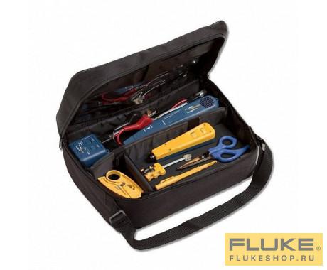 Набор инструментов Fluke Networks Electrical Contractor Telecom Kit II