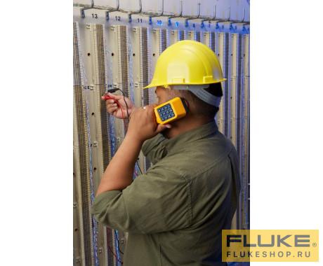 Тестер Fluke Networks TS19 Test Sets с разъемом ABN