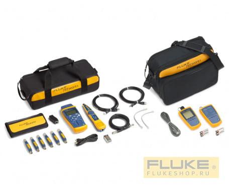 Тестер кабельный квалификационный Fluke Networks CableIQ-FTKSFP