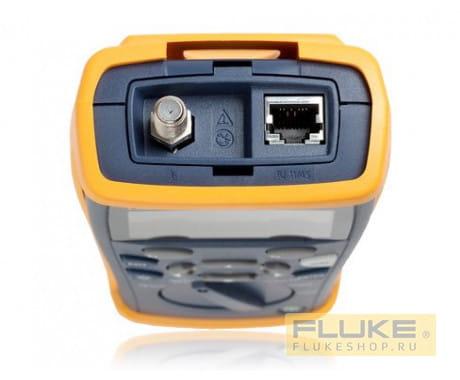 Тестер кабельный квалификационный Fluke Networks CableIQ-100