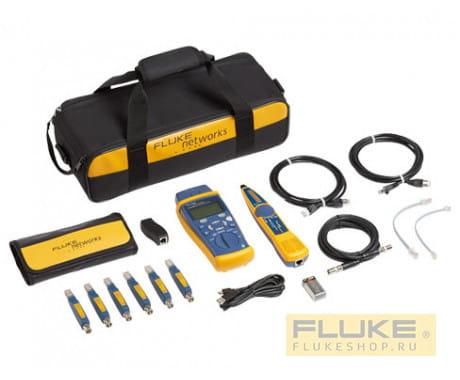 Тестер кабельный квалификационный Fluke Networks CableIQ-KIT
