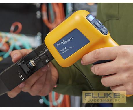 Камера Fluke Networks FiberInspector-3000TP-UMPO12F