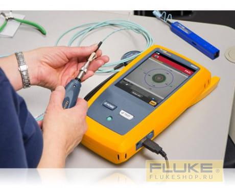 Видеомикроскоп Fluke Networks FiberInspector Pro FI2-7000-MPO INT