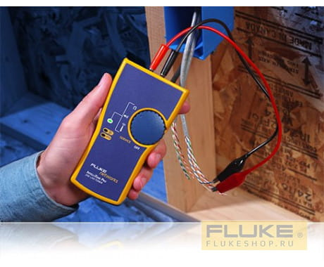 Набор для трассировки кабелей Fluke Networks IntelliTone Pro 200 MT-8200-60-KIT