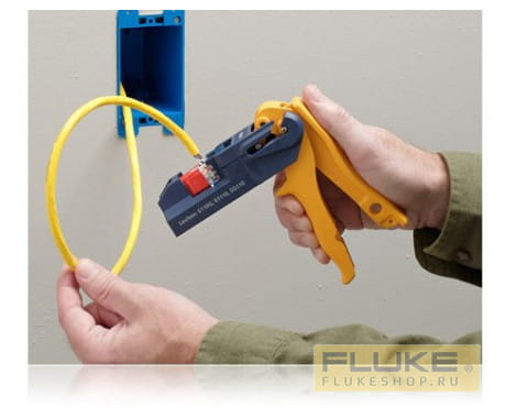 Инструмент для обрезки кабеля Fluke Networks JackRapid-PAN-2