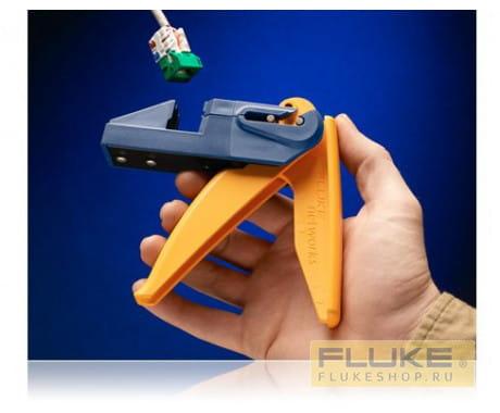 Инструмент для обрезки кабеля Fluke Networks JackRapid-LEV-2