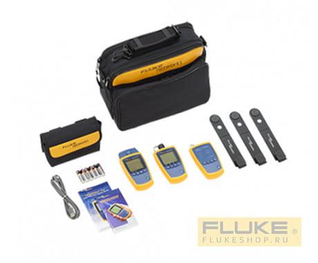 Тестер кабельный Fluke Networks MicroScanner2--FTK