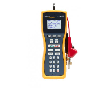 Тестер Fluke Networks TS54 Test Set с TDR, BANA