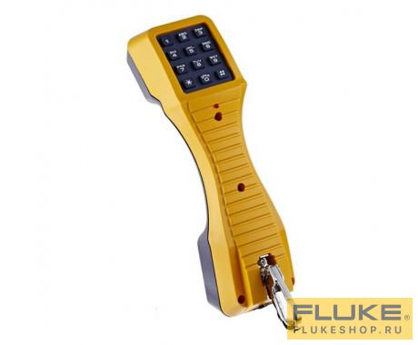 Тестер Fluke Networks TS19 Test Sets с переходом со штекера на зажим типа «крокодил»