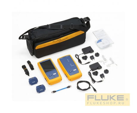 Тестер кабельный Fluke Networks DSX-600 INTL