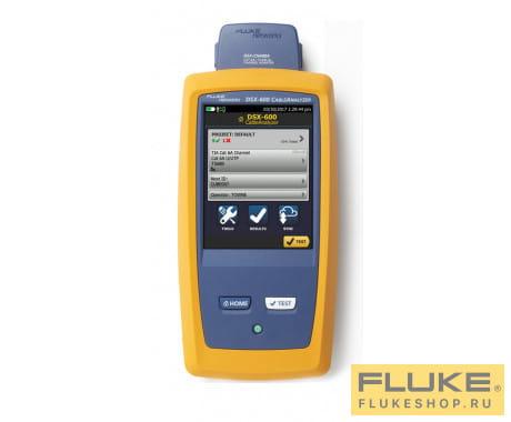 DSX-600 INTL 4885164 в фирменном магазине Fluke